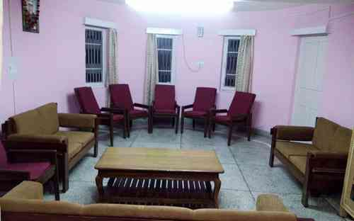 Common Hall room Shiva Home Stay Pandavsheela