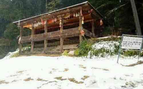 Temple Hurang Narayan Chuhar Valley
