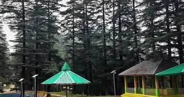 Manrega Tourism Park is located at Murhag Panchyat of Seraj Block in Tehsil Thunag
