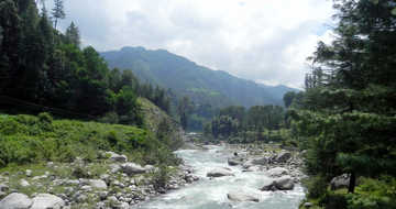 Barot Valley Mandi District Himachal Pradesh