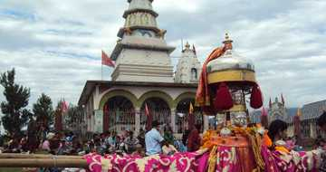 Kalshu Mata Fair Temple Bara june 2015