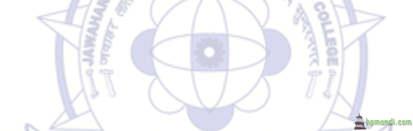 Jawaharlal Nehru Government Engineering College Logo